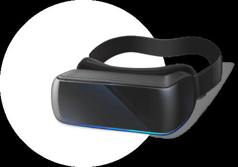 casque réalité virtuelle VR Virtualis