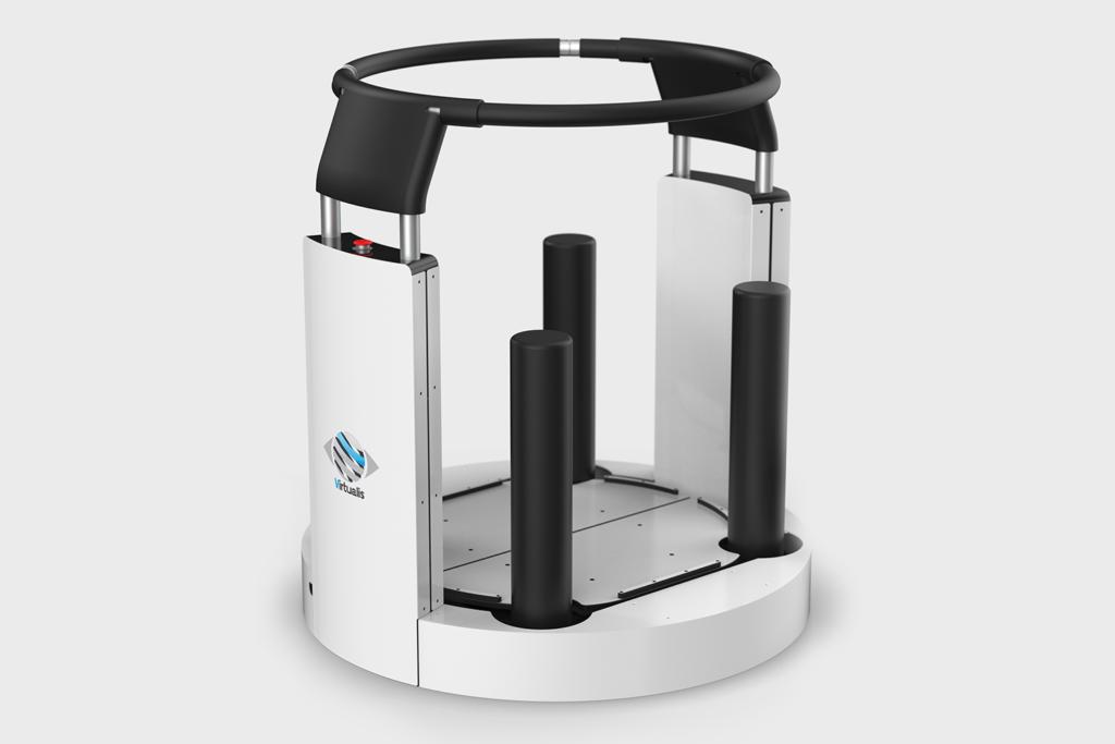 MotionVR Posturographie Dynamique - Virtualis VR