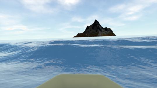 Simulation maritime virtualis vr