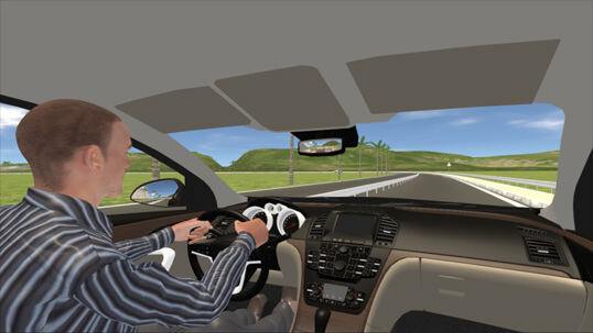 simulation automobile virtualis vr