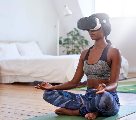 Relaxation Réalité Virtuelle - Virtualis VR