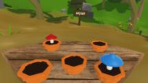 Tape Champi - Rééducation réalité virtuelle - Virtualis VR