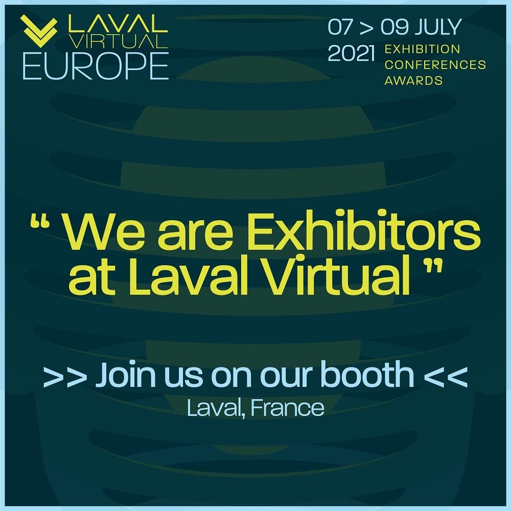 Virtualis à Laval Virtual 2021