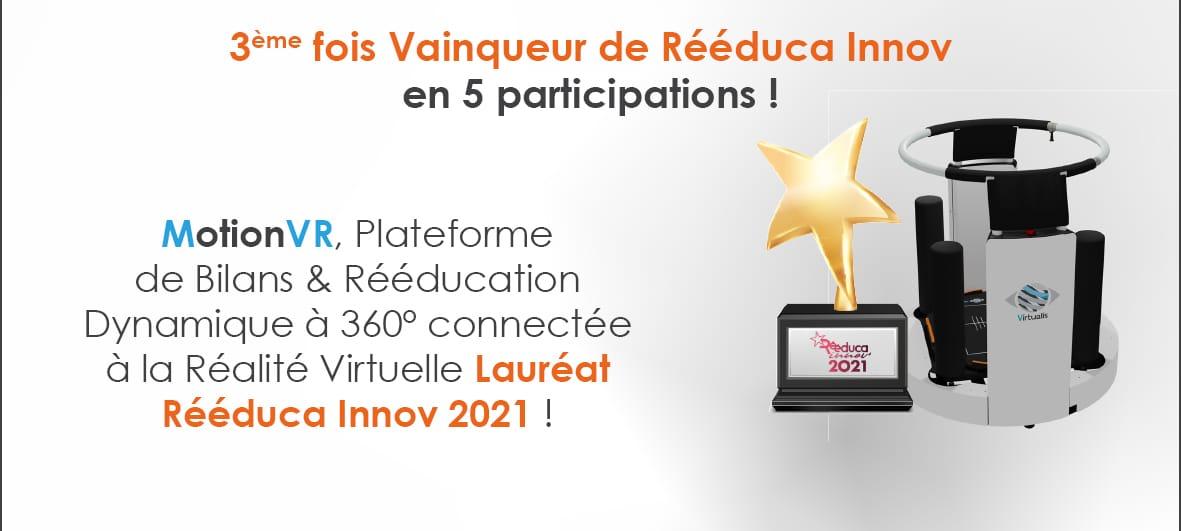lauréat rééduca innov 2021